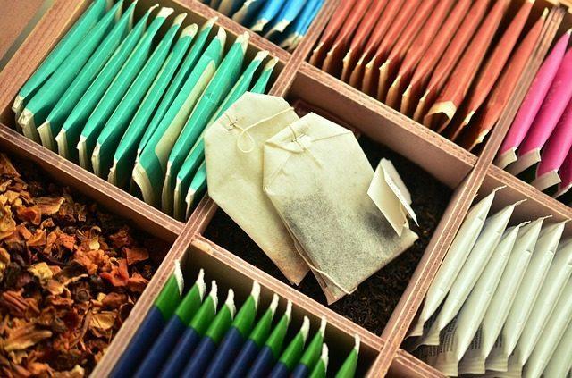 Чайный набор - Что подарить к чаю