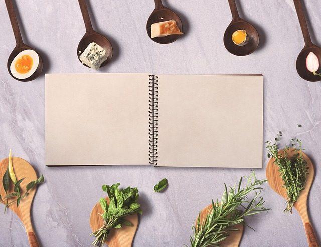 Книга для записи рецептов - Что подарить кондитеру