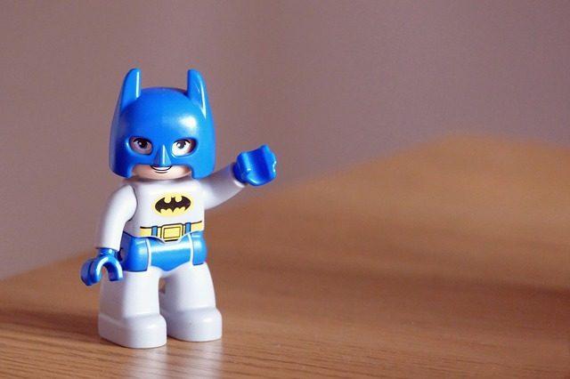 Фигурка супергероя - Что подарить мальчику на 4 года