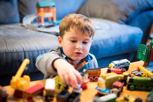Что подарить мальчику на 4 года - рекомендация подарка