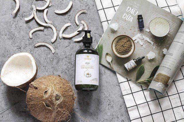 Натуральные масла для волос - Что подарить для ухода за волосами