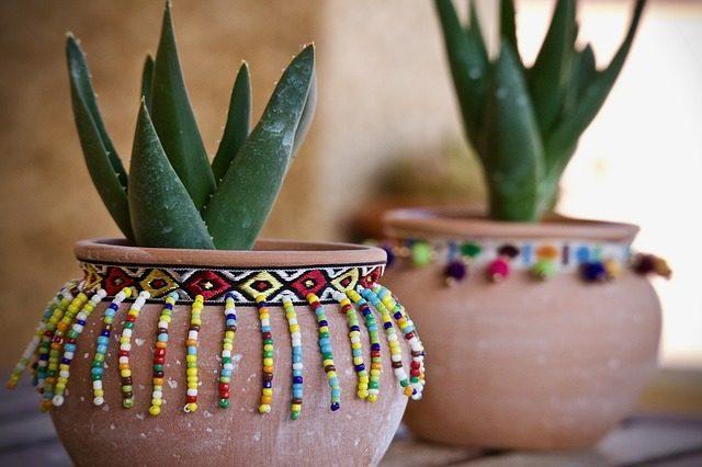 Кашпо для комнатных растений - Что подарить цветоводу