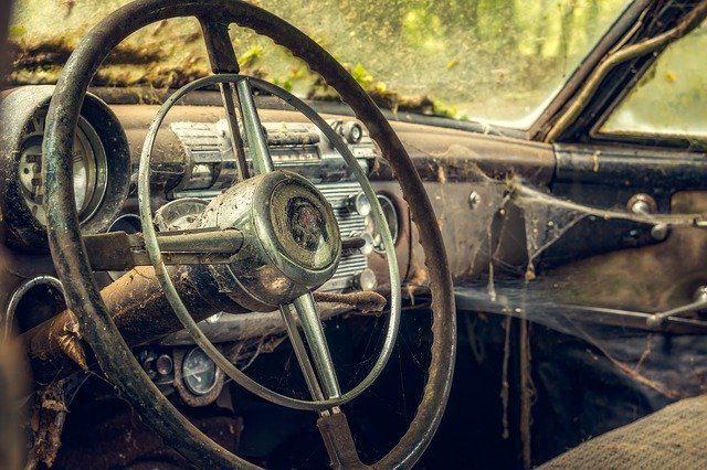грязный автомобиль - Что подарить в автомобиль
