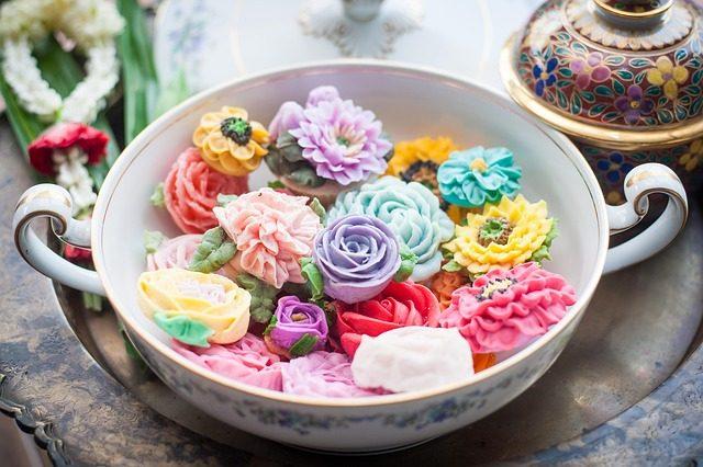 Букет из конфет - идея подарка Подариок