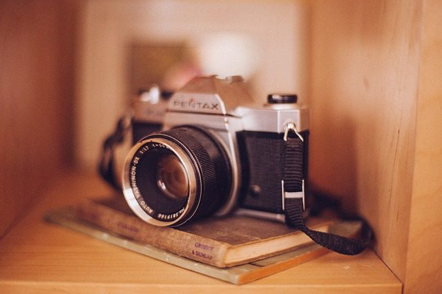 Фотоаппарат - идея подарка Подариок