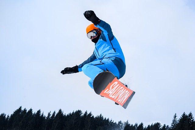 Катание на сноуборде - идея подарка Подариок