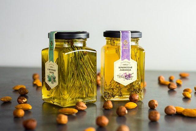 Мед с добавками - идея подарка Подариок