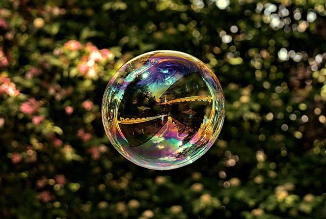 Мыльные пузыри - идея подарка Подариок