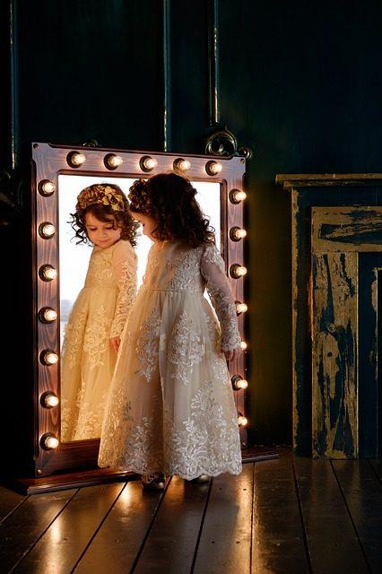 Напольное зеркало - идея подарка Подариок