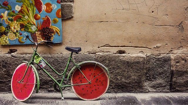 Насадки для велосипеда - идея подарка Подариок