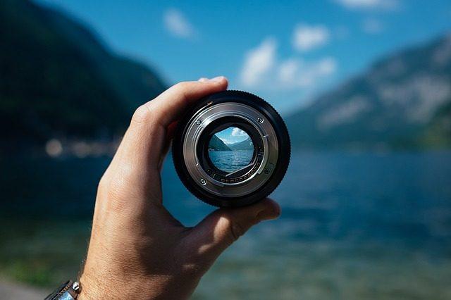 Объектив для фотоаппарата - идея подарка Подариок