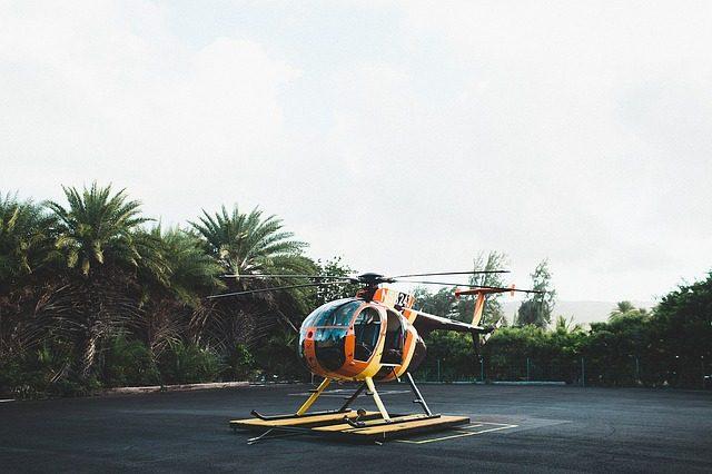 Полёт на вертолёте - идея подарка Подариок