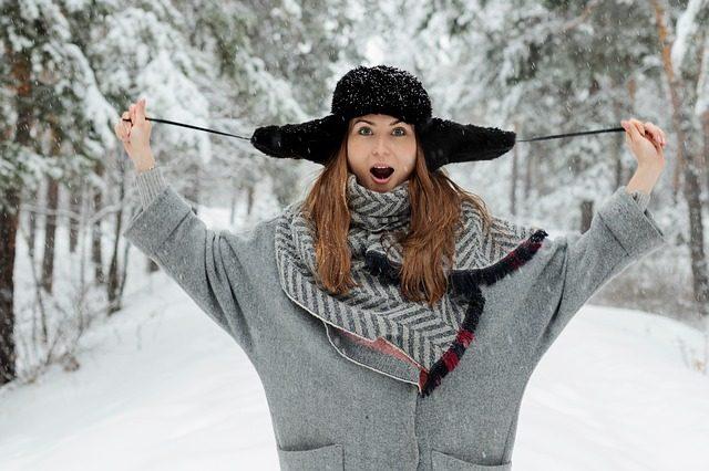 Шапка-ушанка - идея подарка Подариок