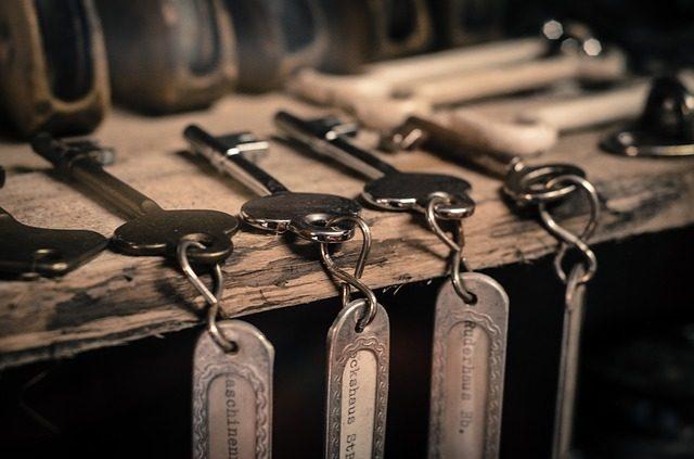 Шкафчик-ключница - идея подарка Подариок