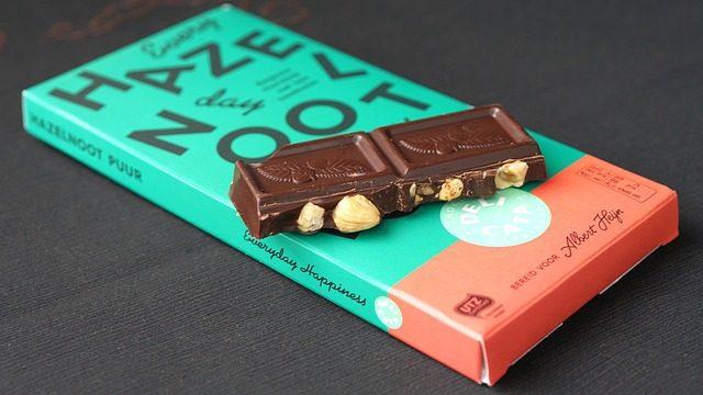 Шоколадная плитка - идея подарка Подариок