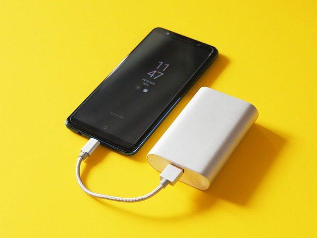 Внешний аккумулятор - идея подарка Подариок